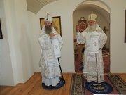 Епископ Елисей и архиепископ Михаил